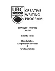 CRWR 200 003 006 Course Outline and Syllabus(1) (4)