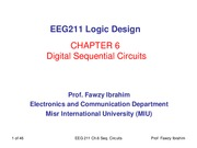 EEG211 Chapter_6_Sequential Circuits