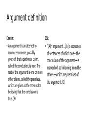 Introduction to Argument .pptx