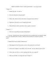 ge study guide with answers