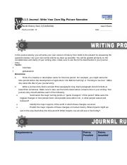 5.1.3 Journal- Write Your Own Big-Picture Narrative.docx