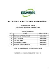 AMENDED SUPPLY CHAIN GROUP ASSIGNMENT.docx