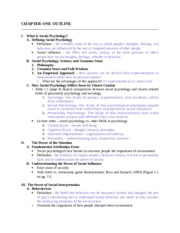 PSYCH 221 Exam 1 Study Guide page 1