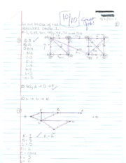 Art and Practice of Math Notes 7