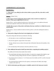 Chapter 3 COMPREHENSIVE CASE SOLUTIONS (1).docx