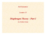 SD-Lecture15-Diaphragm-Theory-I