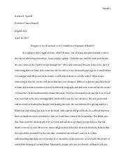 English 102-Research Paper Assignmnet Draft-4-23-17
