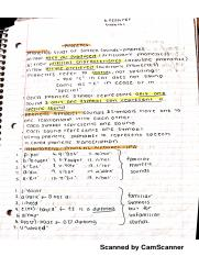 phonetics notes
