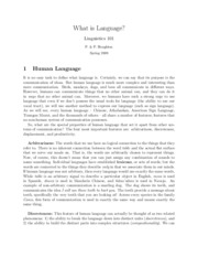 What+is+language