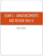 Exam 1 Review - part 2.ppt