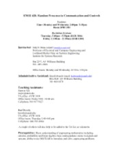 2011-Fall-ENEE 620-syllabus