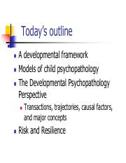 Psychology 4363 Abnormal Child Psychology Uh Course Hero