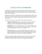 Mgmnt 330 EXECUTIVE SUMMARY - Spain.docx