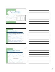 Presentation -Distrs and Percentiles.pdf
