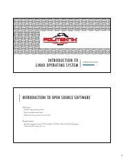 W02 - Open Source Software & Licenses %28Install Linux%2c boot%29.pdf