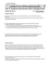 M4A4 Radical Reconstruction Answer Sheet.docx - A4.4 Radical ...