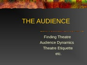 THE_AUDIENCE