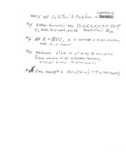 Math 411 Solutions to Chapter 13  Problems