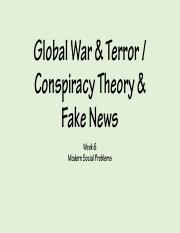 Week 6 Global War and Conspiracy Theory Fake News.pdf