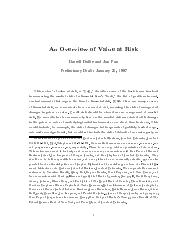 1997--An Overview Of Valur At Risk--Duffie and Pan.pdf