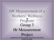 HR428 Project
