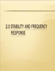 STABILITY & FREQUENCY RESPONSE_PART1.ppt