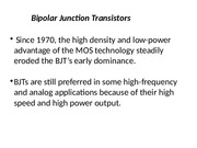 Lecture 8_Bipolar junction transistor