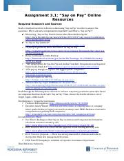 Assignment 3.1 Updated Online Resources - FA2016.docx