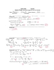 Test 2 2012 Solutions