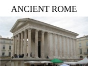 Ancient Rome (1)