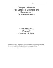 2006 Fall Accounting_011_exam_2__Fall_2006
