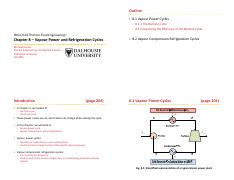 Chapter 8 - Vapour Power and Refrigeration Cycles (Part 1).pdf
