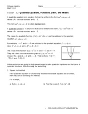 Worksheet 3.2