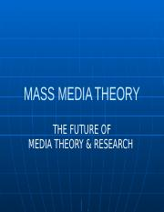 The Future of Media Theory & Research.pptx