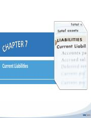 ACCT1011%20Chapter%207%20Current%20Liabilities.ppt
