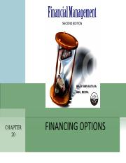 sources of finance-IM Pandey.ppt