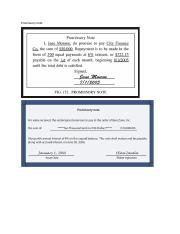 Promissory note and bill of exchange.docx