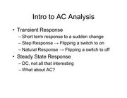 Intro to AC Lecture