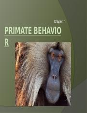 Ch._7_Primate_Behavior.pptx