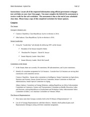 Hybrid 6 Worksheet on chapter 4 (public policy)