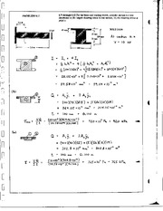 672_Mechanics Homework Mechanics of Materials Solution