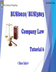 Company Law Tutorial 6_Moodle