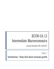 01 - some facts about economic growth.pdf