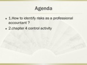 risk management and internal control ppt10