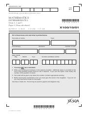 Int1_Mathematics_Units-1-2-and-3-Paper-1-(Non-calculator)-and-Paper-2_2012