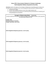 SCL401Faith_Integration_Template_Relationship