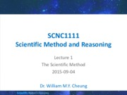Lecture1sem1_201516_ScientificMethod