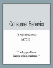 2. Consumer Behavior wc