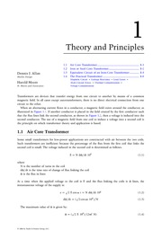 Chapter 1. Theory and Principles
