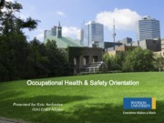 Occupational H_S for ECE